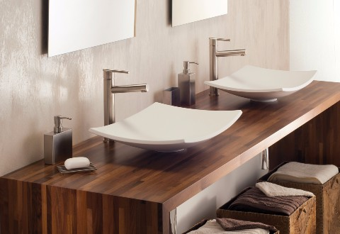 Bathroom furnishings - Patchwood