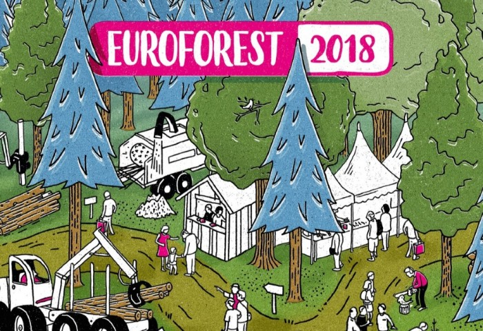 Join us at EUROFOREST 2018!