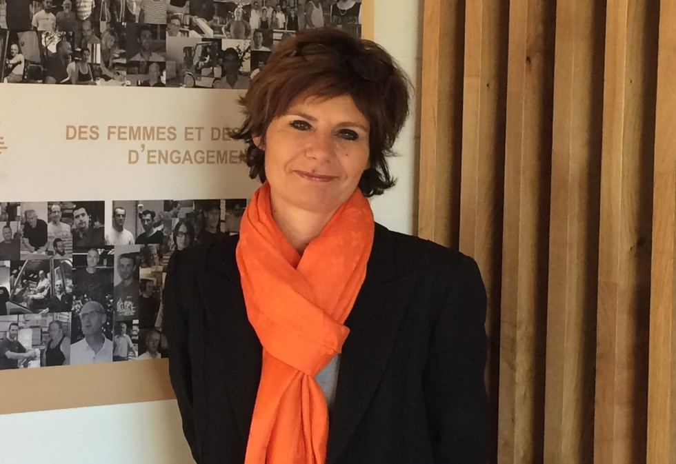 Florence Perrucaud, New President of French Timber