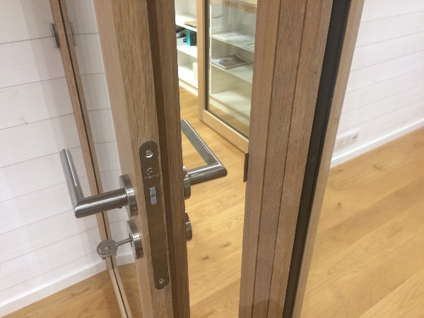Interior joinery fittings in oak